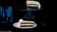 Mohntorte mit Eierlikörcreme, einfach nur herrlich <3 Tiramisu, Ethnic Recipes, Desserts, Food, Bakken, Dessert Ideas, Food Food, Simple, Tailgate Desserts