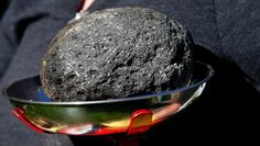 'Space Rock' Found In Backyard Impact Crater In New Zealand