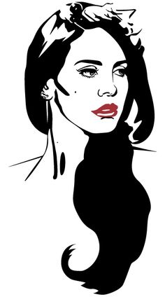 Coloring page david bowie famous people coloring pages for Lana del rey coloring pages
