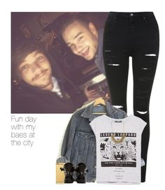 """""""Fun day with my baes at the city"""" by liamhusbandx ❤ liked on Polyvore"""