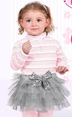 Tierno Tutu Pink Baby 3097