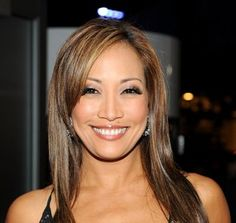 Carrie Ann Inaba backstage at the 2009 American Music Awards at Nokia  Theatre L.A. Live on '