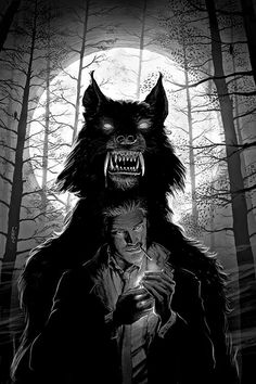 Pin by Flossie Minor on Mythical and fantasy | Werewolf