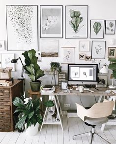 Cool 39 Modern Home Office Design Ideas For Apartment. Cozy Home Office, Home Office Space, Home Office Design, Home Office Decor, Home Decor, Office Inspiration, Office Ideas, Office Inspo, Deco Design