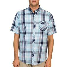 Billabong Dublin Short-Sleeve Button-Down Shirt $45.00