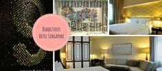 A Posh Art-Centric Staycation: Rendezvous Hotel SingaporeFamilyStaycationSg