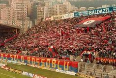 Genoa cfc 1893 - (old) gradinata Nord Genoa Cfc, Forever, Football Fans, Audi, Spa, Old Things, Italy, Club, Sports