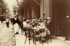 Terrassa Hotel Orient a Les Rambles - Barcelona, Catalonia.