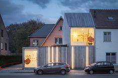 Consultório odontológico Charlotte Mestdagh / Declerck-Daels Architecten