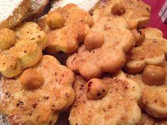 Il ciliegio della nonna: I biscotti delle feste - I fiorellini alle nocciole di Maurizio Santin