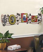 Music room decor