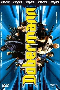 The charismatic criminal Dobermann, who got his first gun when he was christened, leads a gang of brutal robbers. After a complex and brutal bank robbery, they are being hunted by the Paris. Top Movies, Movies To Watch, Gangster Movies, Vincent Cassel, Internet Movies, French Films, Action Movies, Cinematography, Thriller