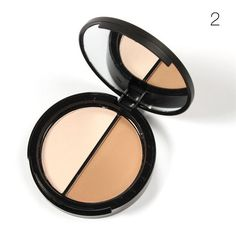 Professional Brand Makeup Two-Color Bronzer & Highlighter Powder Trimming Powder Make Up Cosmetic Face Concealer by Sugar Box Makeup Box, Eyebrow Makeup, Face Makeup, Bronze Highlights, Colored Highlights, Face Contouring, Contouring And Highlighting, Natural Mascara, Natural Makeup