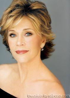Jane Fonda shag haircut_Salon Buzz Stay Gorgeous