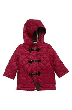 Mini Designer: Burberry for Kids