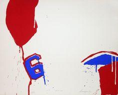 Mondou - Serge Lemoyne - Galerie Simon Blais - 5420, boul. St-Laurent, Montréal St Laurent, Sculpture, Image, Canadian Artists, Visual Arts, Prints, Contemporary, Paint, Drawing Drawing