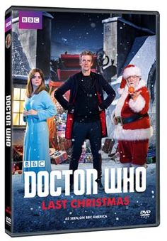 Twelfth Doctor Peter Capaldi and companion Jenna Coleman are joined by Doctor Who fan favorite Nick Frost (Hot Fuzz, Shaun of the Dead) in this extra special Doctor Who special! The Doctor and Clara face their Last Christmas. Trapped on an arctic base and under attack from terrifying creatures, who are you going to call? Santa Claus!