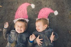 chalk - Christmas Card???? Maybe