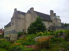 C.R.M. Hill House and Helensburgh, Scotland