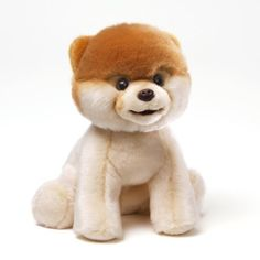 """Polyester?Blend - Gund Boo- World's Cutest Dog from Gund 9 IN by Gund. $13.95. Polyester?Blend. The world's most huggable since 1898. Surface washable. Gotta Getta Gund!. Gund Boo- World's Cutest Dog from Gund 9 INThis GUND version of BOO is 8"""" tall, huggably soft and totally CUTE!Huggable and undeniably cute, the GUND BOO plush toy makes the ideal gift for dog lovers of all ages. Designed for children aged one year and older, this soft dog offers maximum cuddliness. Whether or n..."""