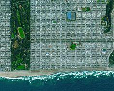 San Francisco, California, USA. Image Courtesy of Daily Overview. © Satellite images 2016, DigitalGlobe, Inc
