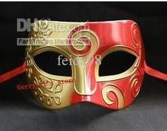 Wholesale Party Masks - Buy Free Shipping 50 Pcs Mens Mask Halloween Masquerade Masks Venetian Dance Party Mask, $2.0   DHgate