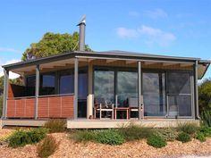 Total Kit Homes - Australia's complete kit home. Prefab Home Kits, Prefab Homes, Modular Homes, Kit Homes Australia, Tiny House Kits, Prefab Buildings, Green House Design, San Diego Houses, Little Houses