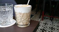 Cafe Promenade in Graz - da Café mit dem schönsten Fußboden in Graz/ Steiermark Pillar Candles, Beer, Coffee, Graz, Nice Asses, Root Beer, Kaffee, Ale, Cup Of Coffee