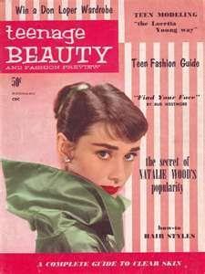 Teenage Beauty ~ Audrey