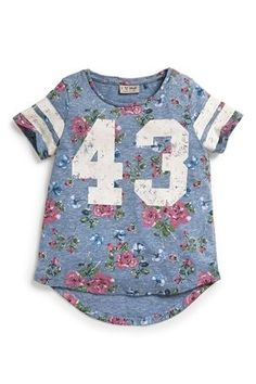 Buy Floral 43 T-Shirt (3-16yrs) from the Next UK online shop
