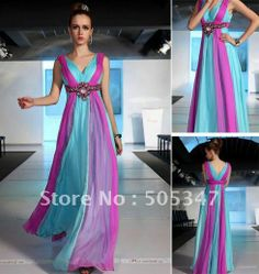 Free shipping Custom-made New arrival Bridesmaid Dresses /Purple and Turquoise Evening Prom dresses on AliExpress.com. 10% off $123.63