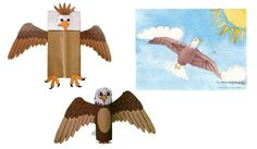 bald eagle craft