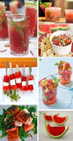 Catering: National Watermelon Day