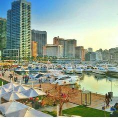 Zaytouna Bay, Beirut.