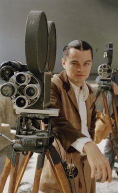 The Aviator, a Martin Scorsese's film. Set design: Dante Ferretti. Academy Awards Best Art Direction 2005