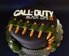 call of duty cakes | Cake That! Inc.: Call of Duty Cake