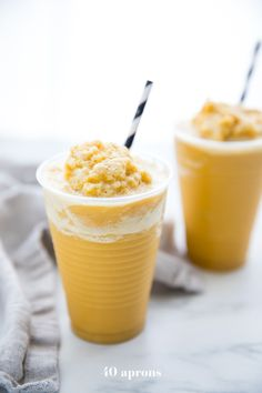 Frozen golden milk turmeric frappuccino (paleo, vegan, anti inflammatory). This frozen golden milk turmeric frappuccino is the most refreshing and delicious way to get the anti-inflammatory benefits in a turmeric recipe! This frozen golden milk turmeric frappuccino is perfectly creamy, icy, sweet, and spiced. #paleo #vegan #sugarfree #refinedsugarfree #cleaneating #wholefoods #healthy #antiinflammatory #anticancer #ayurveda #summer #paleorecipes #frappuccino #slushie #frappe #turmeric…