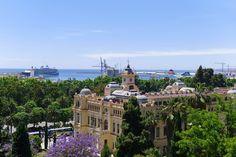 Malaga in Spanien ist eine wunderschöne Stadt Andalusiens. Sehenswürdigkeiten, interessante Orte, Restaurants und viele weitere Tipps in diesem Beitrag.