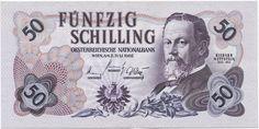 50 Schilling 1962 (Wettstein) Österreich Zweite Republik Tirol Austria, Witt, Do You Remember, Retro, Vienna, Coins, The Past, History, Vintage
