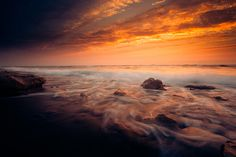 Breaking Waves by Miguel Rita on 500px