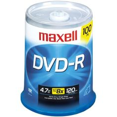 Introducing MAX638014  Maxell 16x DVDR Media. Great Product and follow us to get more updates!