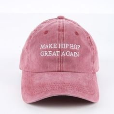1ed718b6b7c The Great Again Dad Hat in Maroon Mineral