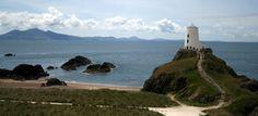 Coastal path beside Llanddwyn Canon, Newborough Forest, Anglesey