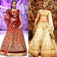 Bridal Fashion Trends This Wedding Season #top bridal fashion #bridal dresses