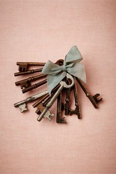 Proprietor's Keys (12 for $12) these will be perfect for the 'Key to success' thing I want to do!!!!