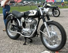 After posting some photos yesterday of the motorcycles assembled at Mid Ohio for Vintage Days, several commenters posted links to other sites with many more photos, so I'll leave those links …