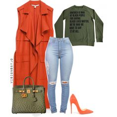 A fashion look from December 2016 featuring Zara vests, Christian Louboutin pumps and Hermès handbags. Browse and shop related looks.