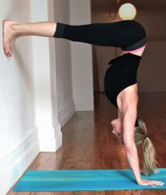 Inverted Dog Pose - What is the set up? How do you get people there? All People! #yogateachertraining #yogaretreats