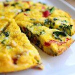 Breakfast Frittata by Pioneer Woman