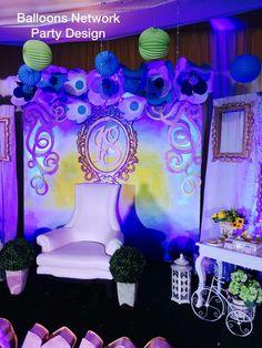 Debut Decorations, Debut Party, Balloons, Design, Globes, Balloon, Hot Air Balloons